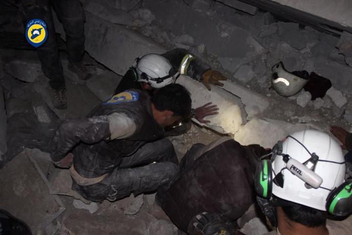 En Siria, las vidas civiles no importan