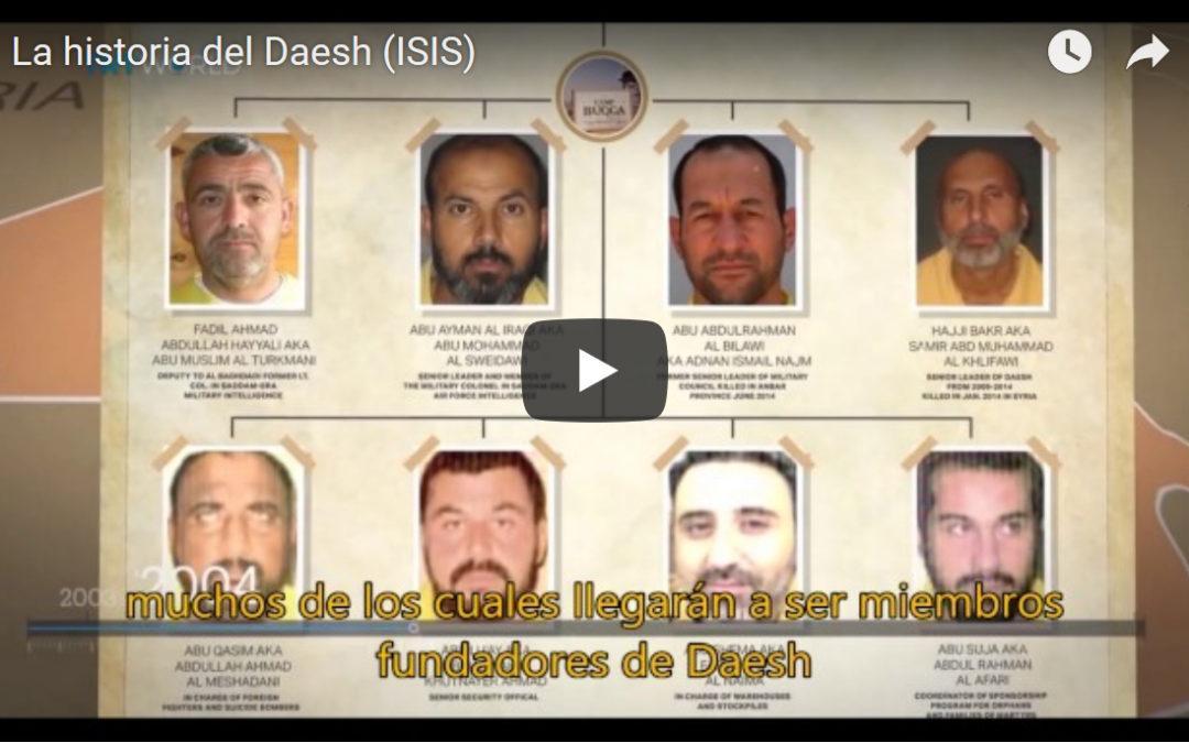 La historia del Daesh (ISIS)