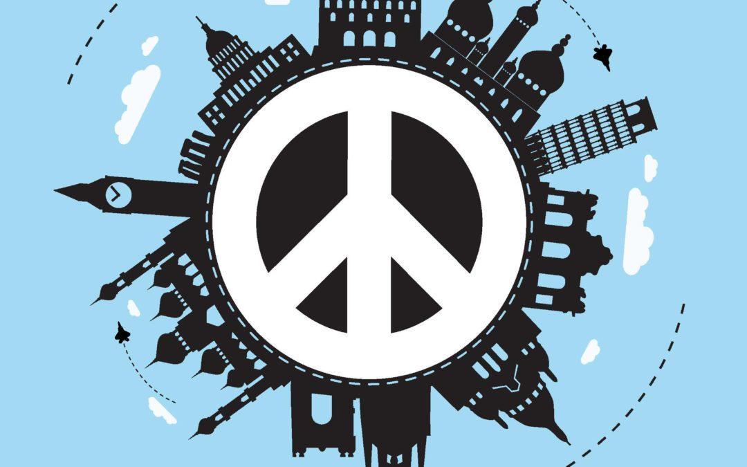 Ciudades en Pie de Paz. No a la guerra. Bagdad, Atocha, Alepo…