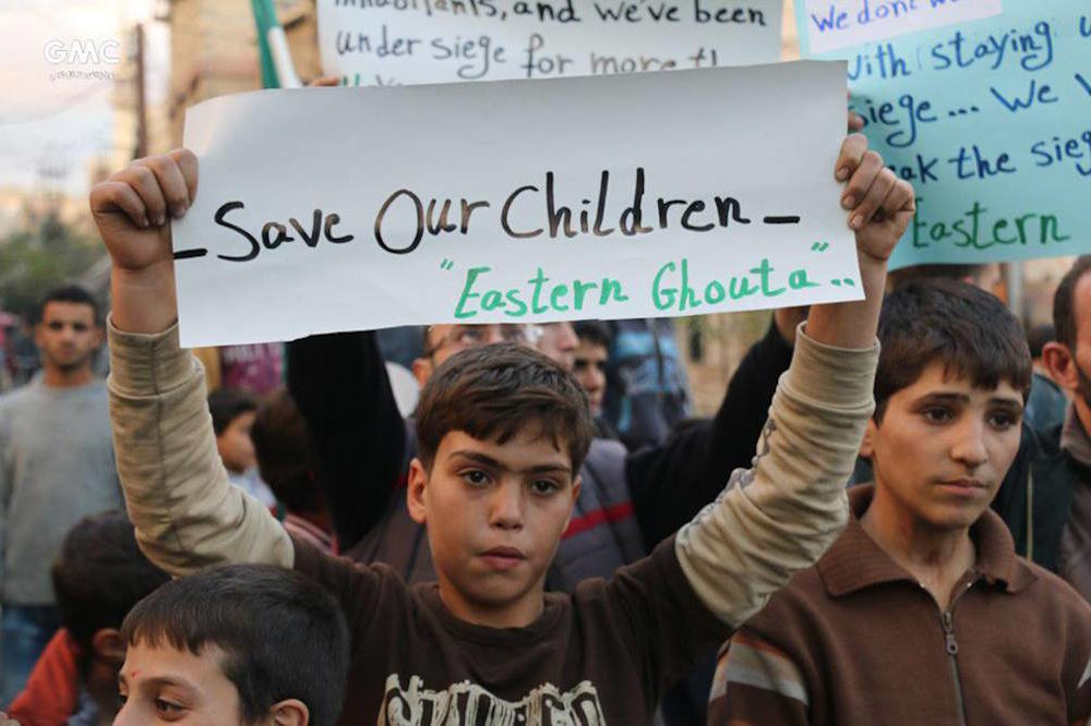 Syrian-children-Eastern-Ghouta