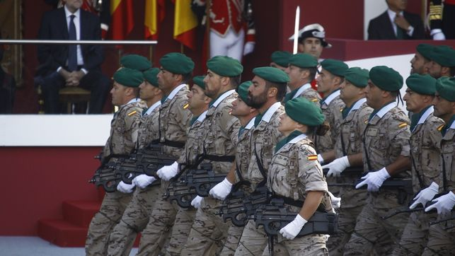 La Justicia militar ha desestimado el 76% de las denuncias por acoso en el Ejército