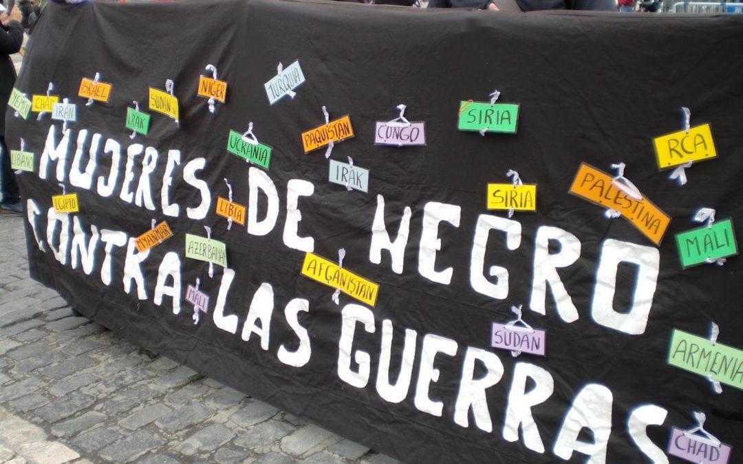 Siria: Comunicado de Mujeres de Negro de Madrid contra la guerra