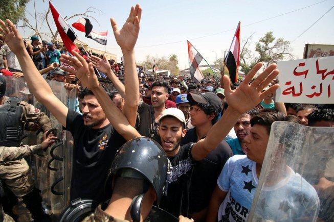 Llamamiento iraquí a la sociedad civil internacional para que se solidarice con las protestas no violentas en Irak