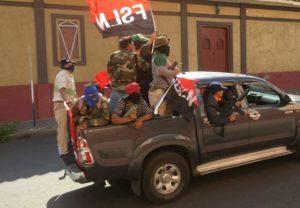 Paramilitares del FSLN