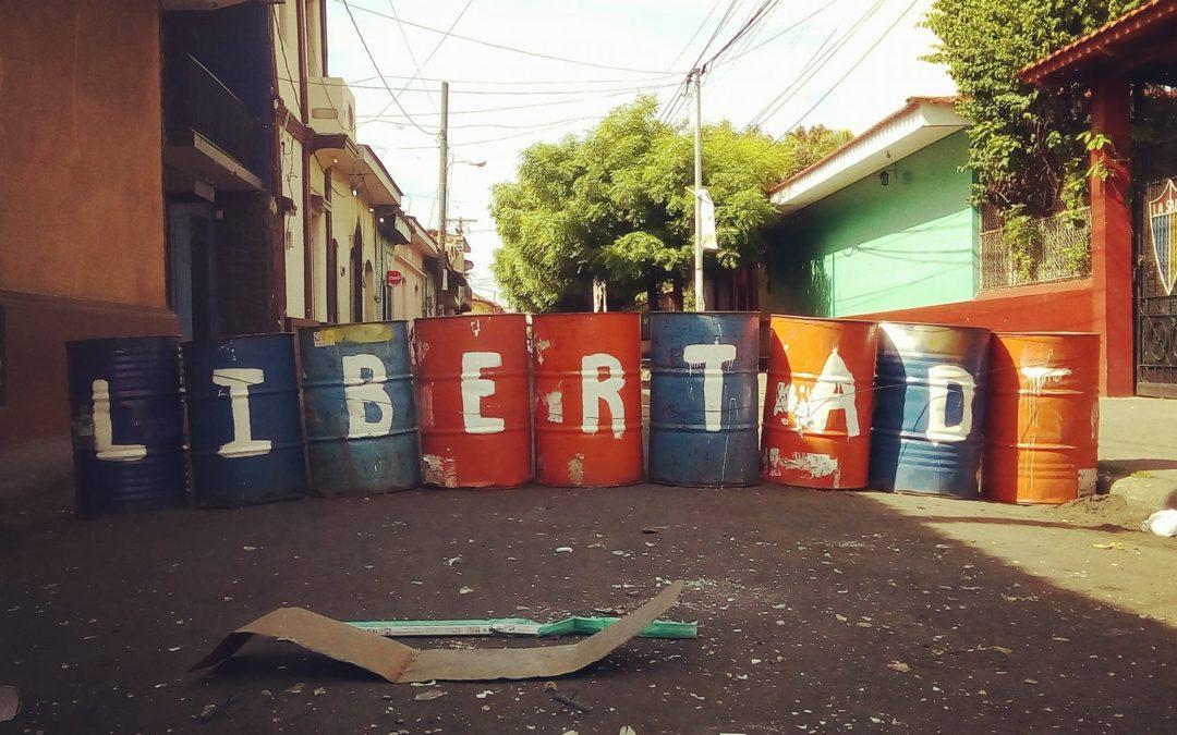 Carta urgente desde Nicaragua A feministas, defensoras y defensores de derechos humanos, colectivos LGTBIQ, activistas de movimientos sociales diversos