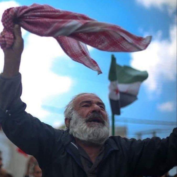 No, Idlib no es un enclave terrorista Manifestaciones en toda la provincia siria contra la guerra, la dictadura y el extremismo
