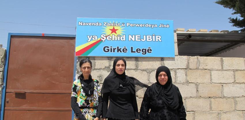 Activista de las mujeres: las leyes de Rojava, un sueño convertido en realidad El PYD kurdo es un partido ideológico totalitario que no acepta otras opiniones, pero logró dar el primer paso hacia la emancipación de las mujeres.