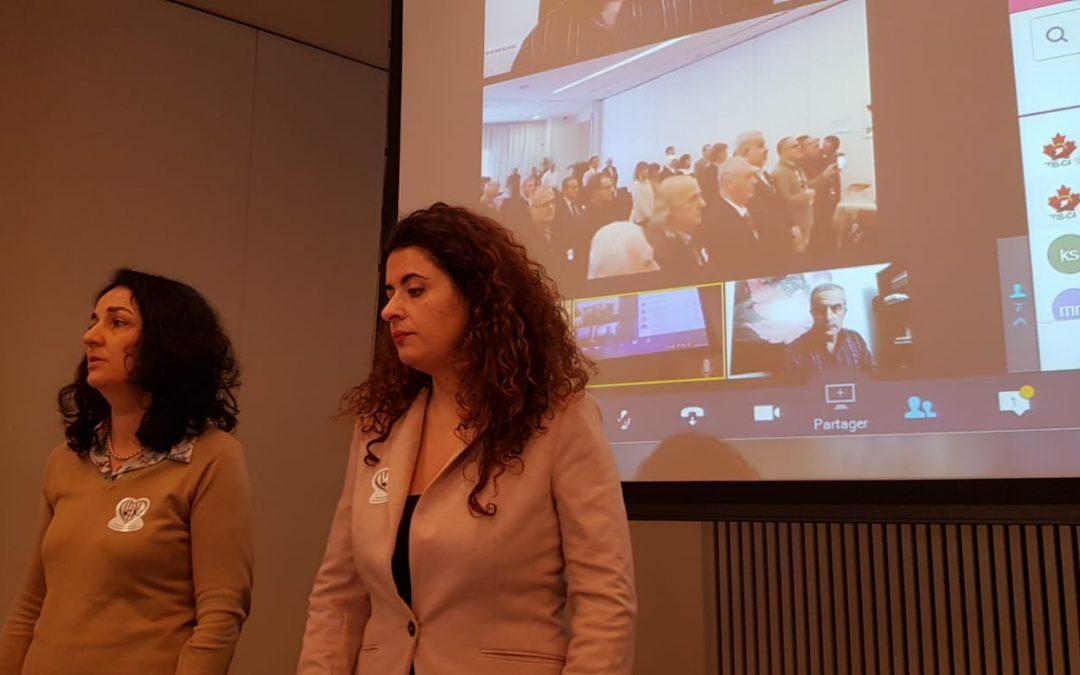 «El objetivo principal del régimen sirio ha sido la resistencia civil y pacífica» Leila Nachawati reflexiona sobre la importancia de tener presente lo que significa ser preso y presa en Siria