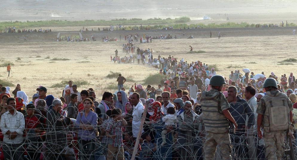 Militarismo y migración forzada (II): la ruta migratoria Sur/Norte Juan Carlos Rois para enpiedepaz.org