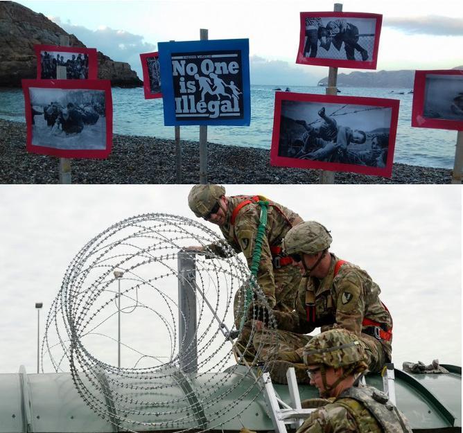 Militarismo y migración forzada (V): hacia una agenda comun